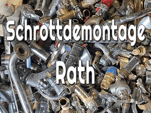 Schrottdemontage Rath