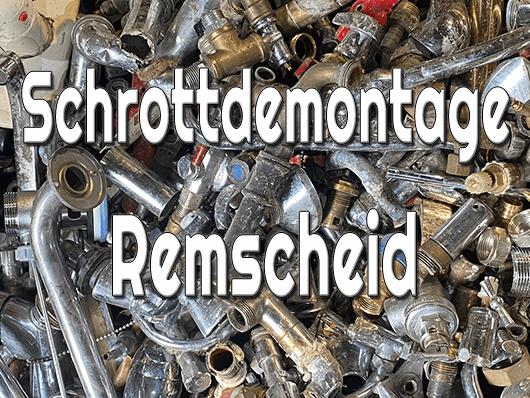 Schrottdemontage Remscheid