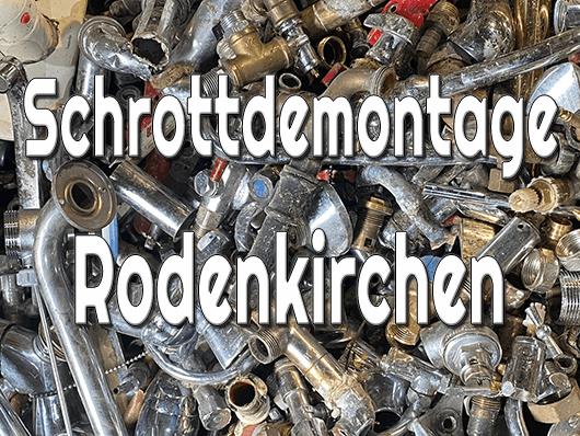 Schrottdemontage Rodenkirchen