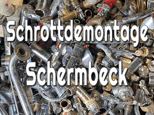 Schrottdemontage Schermbeck