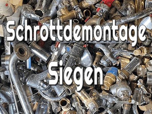 Schrottdemontage Siegen