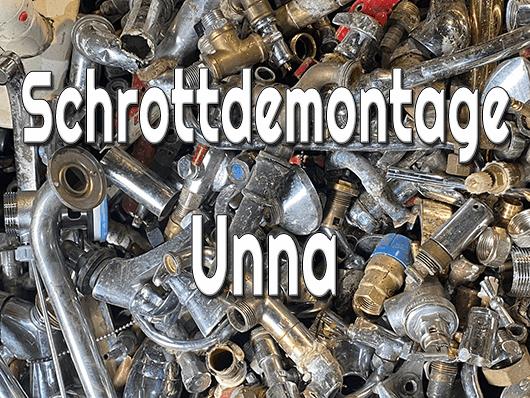 Schrottdemontage Unna