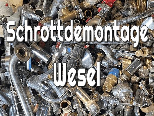 Schrottdemontage Wesel