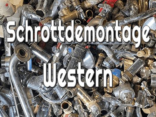 Schrottdemontage Western