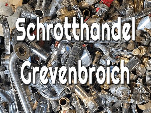 Schrotthandel Grevenbroich