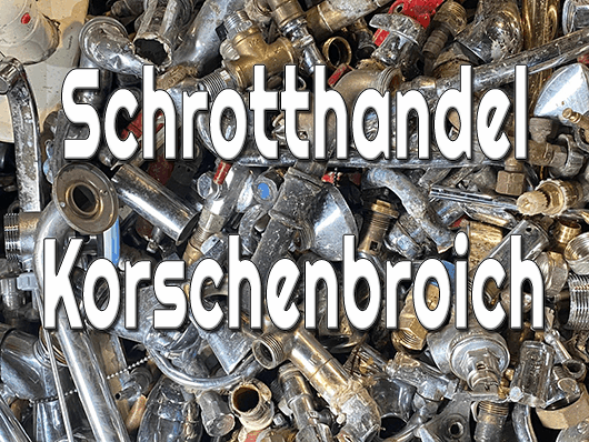 Schrotthandel Korschenbroich