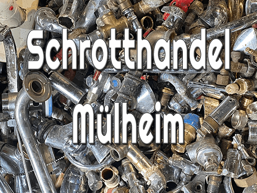 Schrotthandel Mülheim an der Ruhr